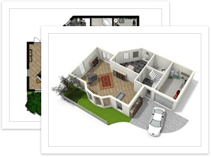Create floorplans the easy way With Floorplanner you can