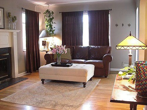 Paint Color Brown Couch Living Room Dark Brown Couch Living