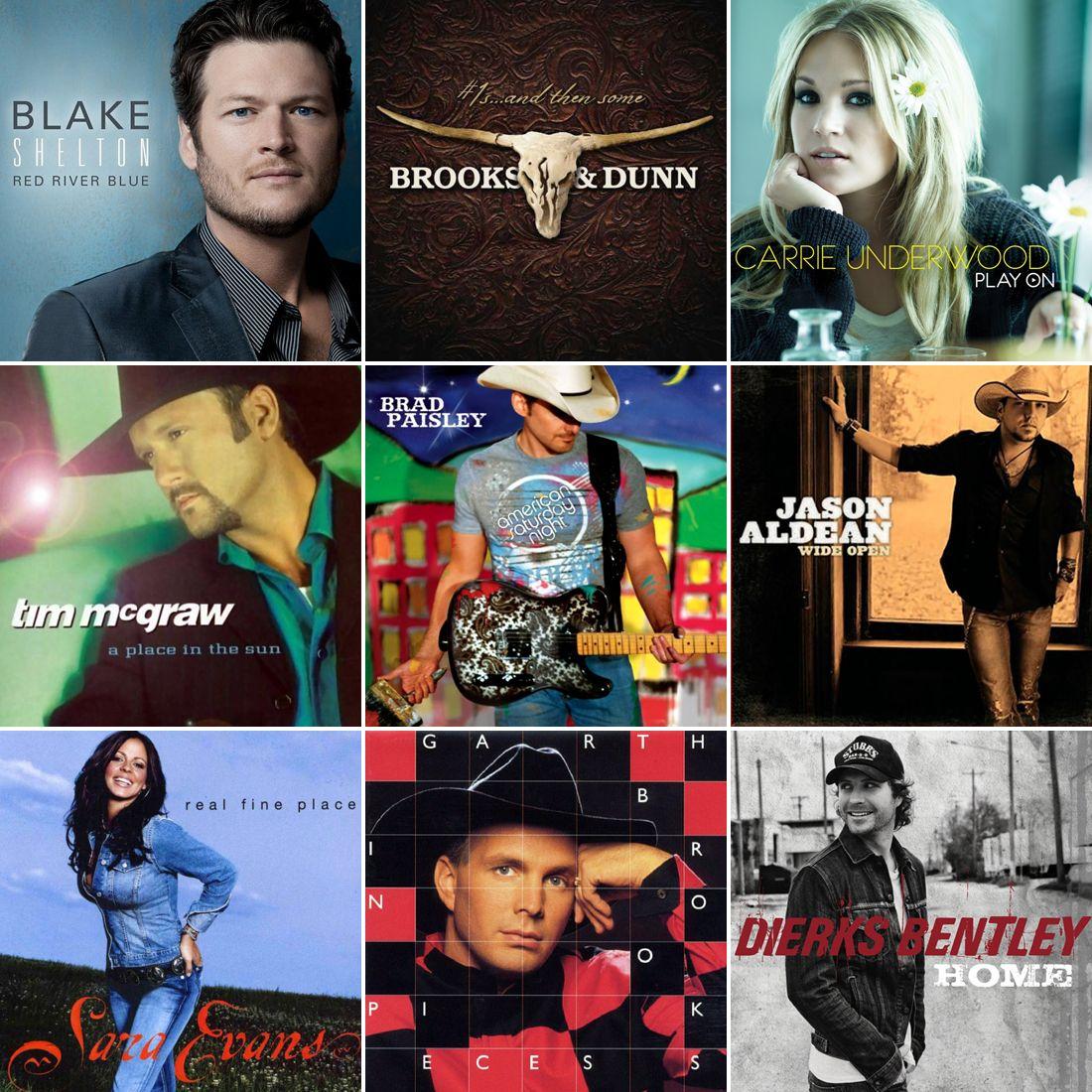 The ultimate country music wedding playlist wedding playlist