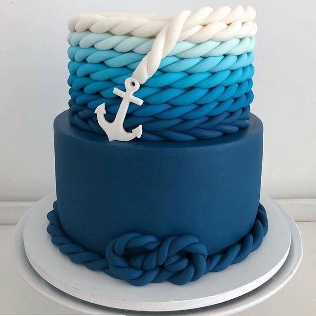 22 Brilliant Ideas for Wedding Decoration in Nautical Theme