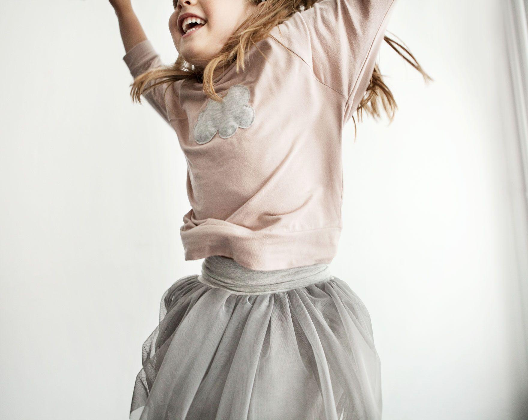 a0eda4e525 Kids On The Moon - main page Shiffon skirt for a little girl | Baby ...
