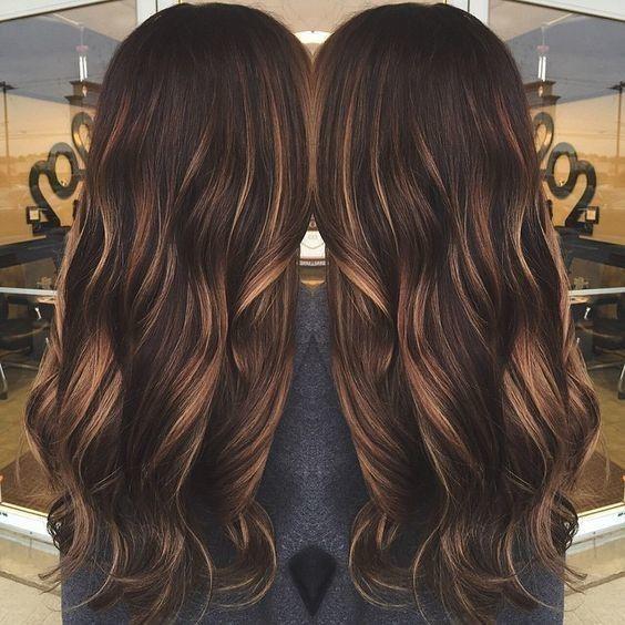 Hair Inspiration Knoxvilletn Salon Znevaehsalon Brown Hair