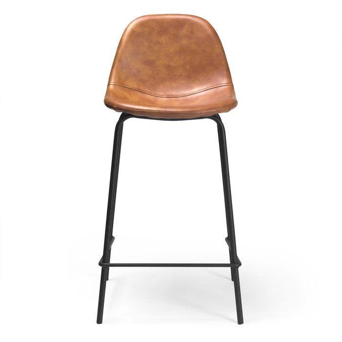 lafayette 23 5 bar stool in 2019 kitchen design leather counter rh pinterest com