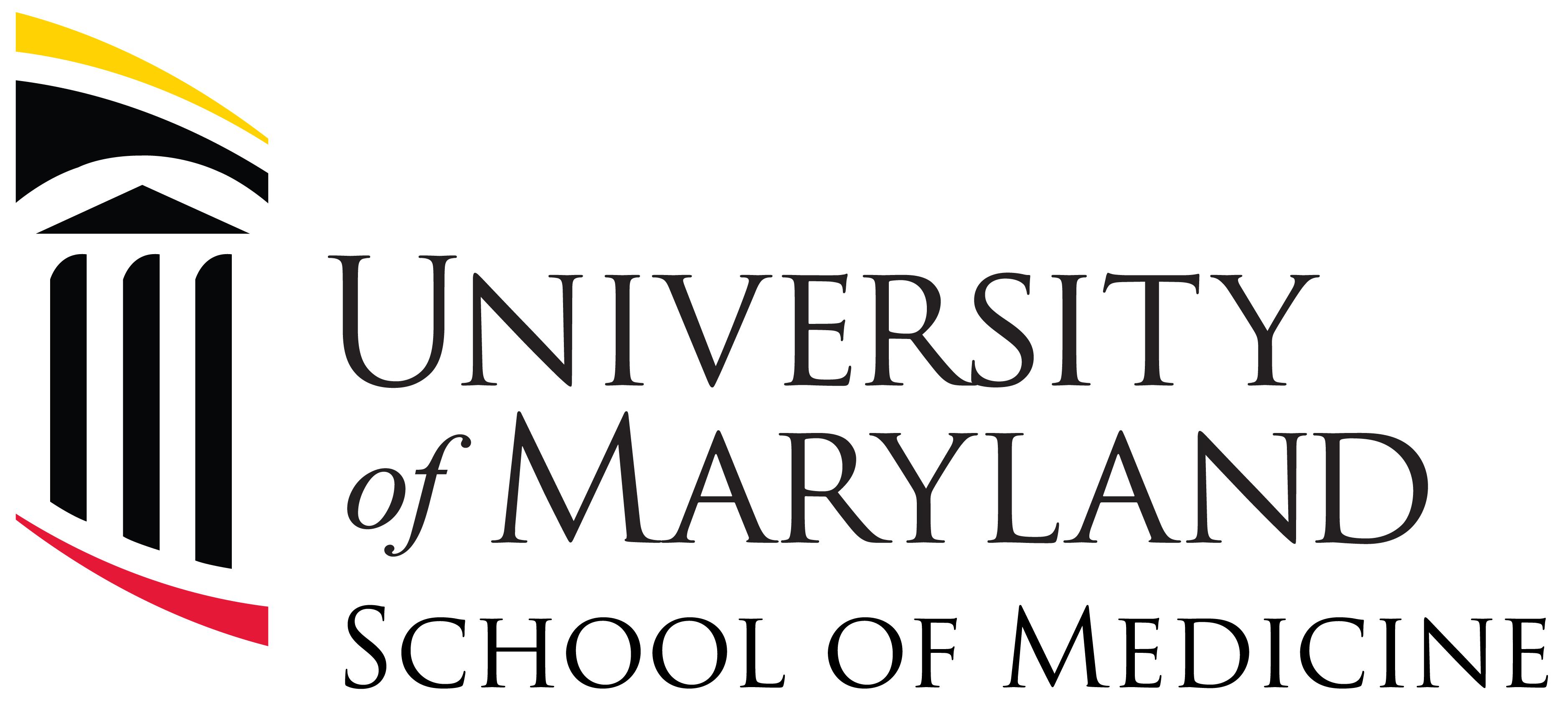 University of Maryland School of Medicine logo | Medicine logo, School of  medicine, I love mondays