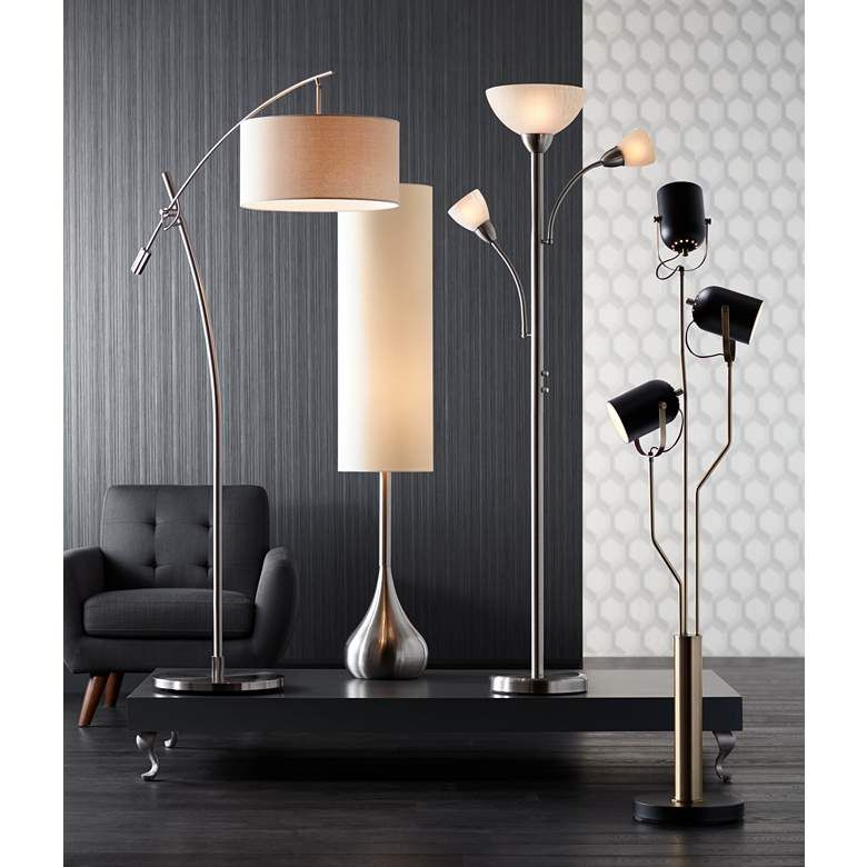 Boom Arched Floor Lamp