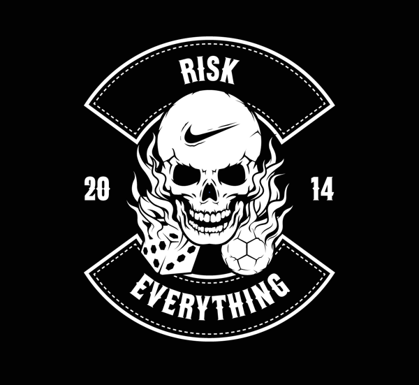 The Risk Everything Campaign Included Three Television