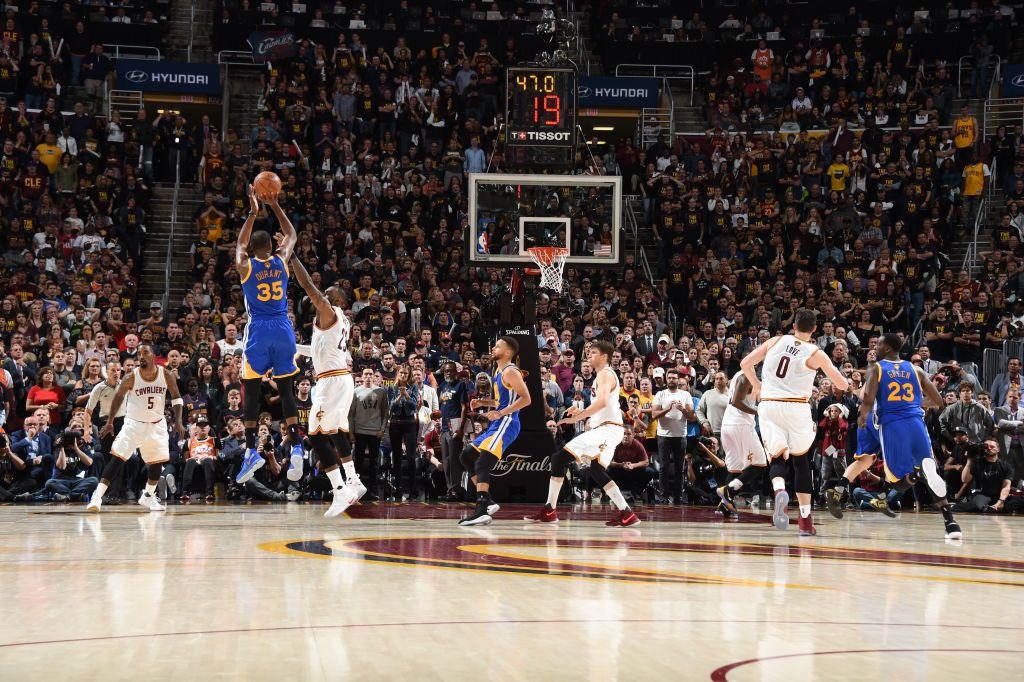 Kevin Durant Final Ganador Sobre LeBron se Sentía Como u201cPasar la Antorchau0027 & Kevin Durant: Final Ganador Sobre LeBron se Sentía Como u201cPasar la ...