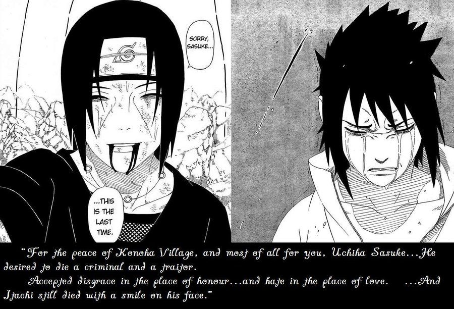 sasuke and itachi sad quotes google search design love