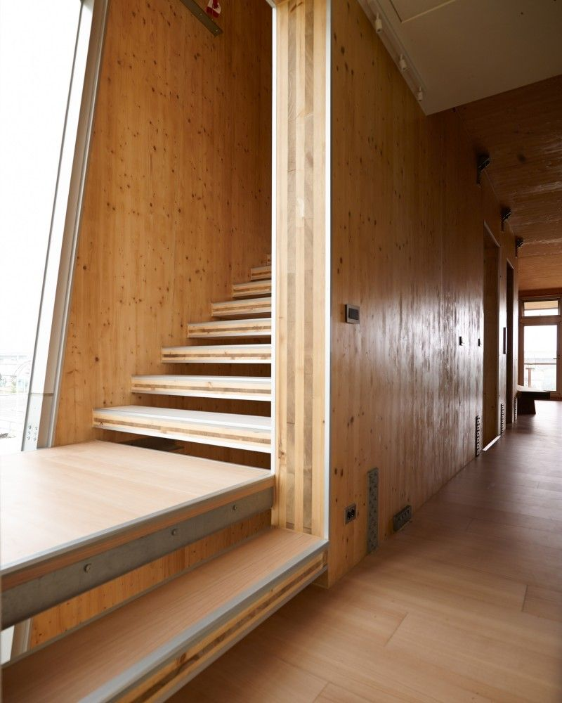 Best Gallery Of Woodtek Hq Origin 17 Timber Architecture 400 x 300