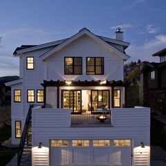 Traditional By Kelly Amp Stone Architects Garage Roof
