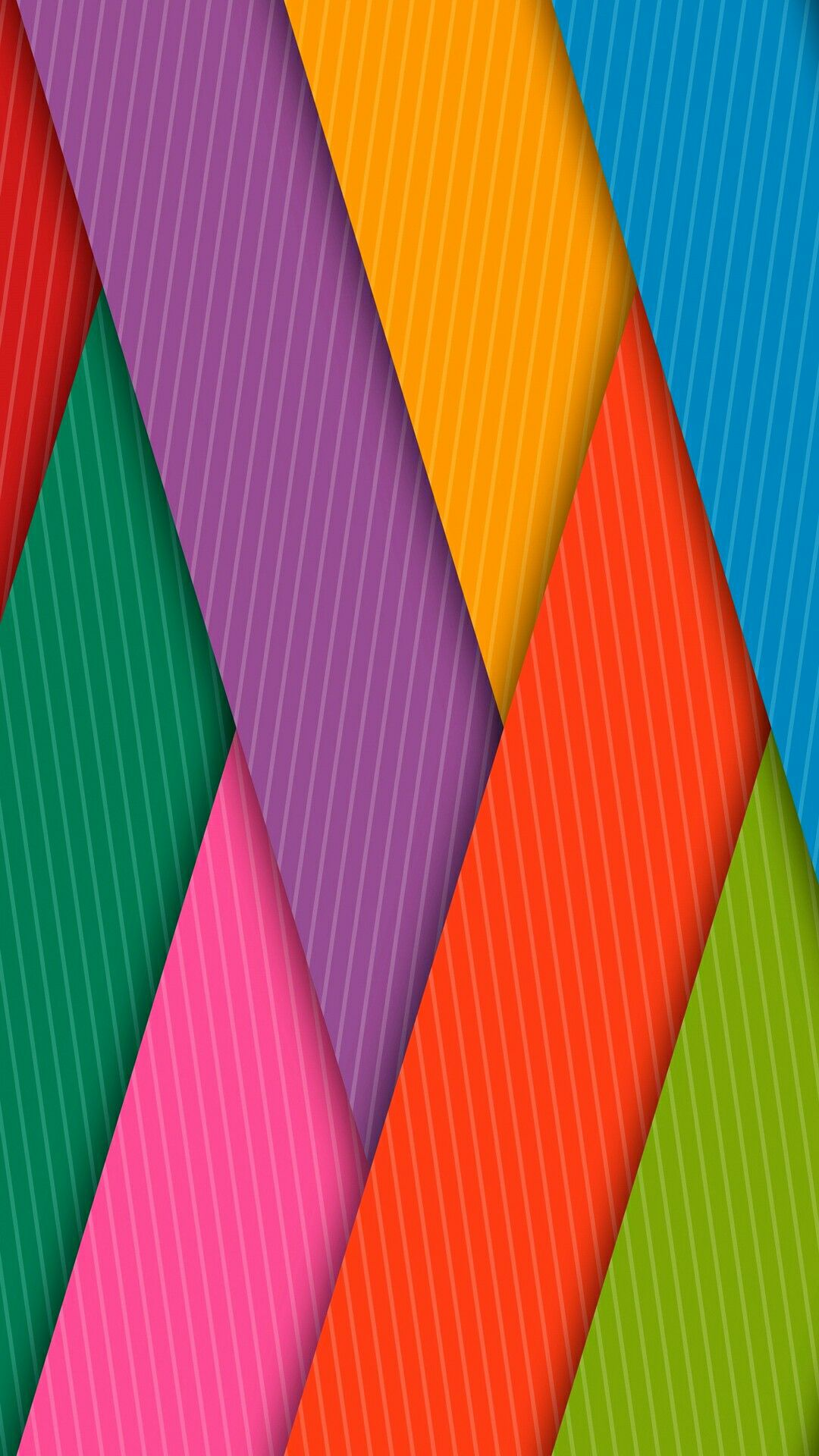 colors.quenalbertini Rainbow Color iPhone Wallpaper (With