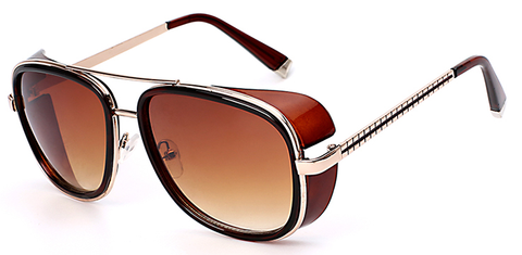 Tony Stark Sunglasses Tony Stark Sunglasses Sunglasses Vintage Glasses Fashion