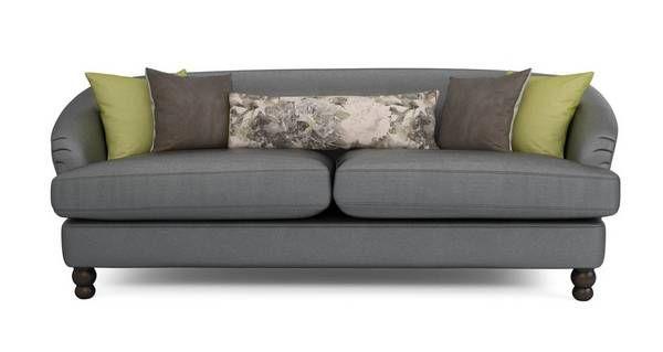 fliss 4 seater sofa dfs dining room sofa 3 seater sofa rh pinterest com