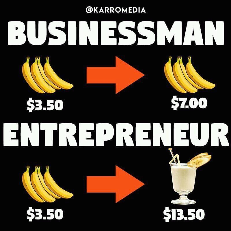 Don't work for money, Make Money work for You Business