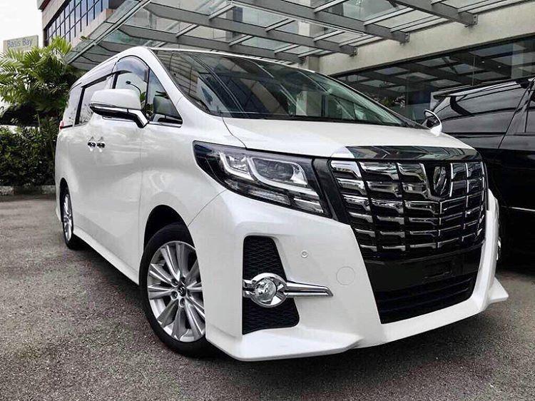 Informasi Sewa Mobil Mewah Alphard Yogyakarta Mobil