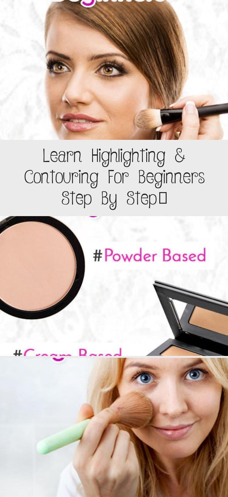 Highlighting,contouring for beginners