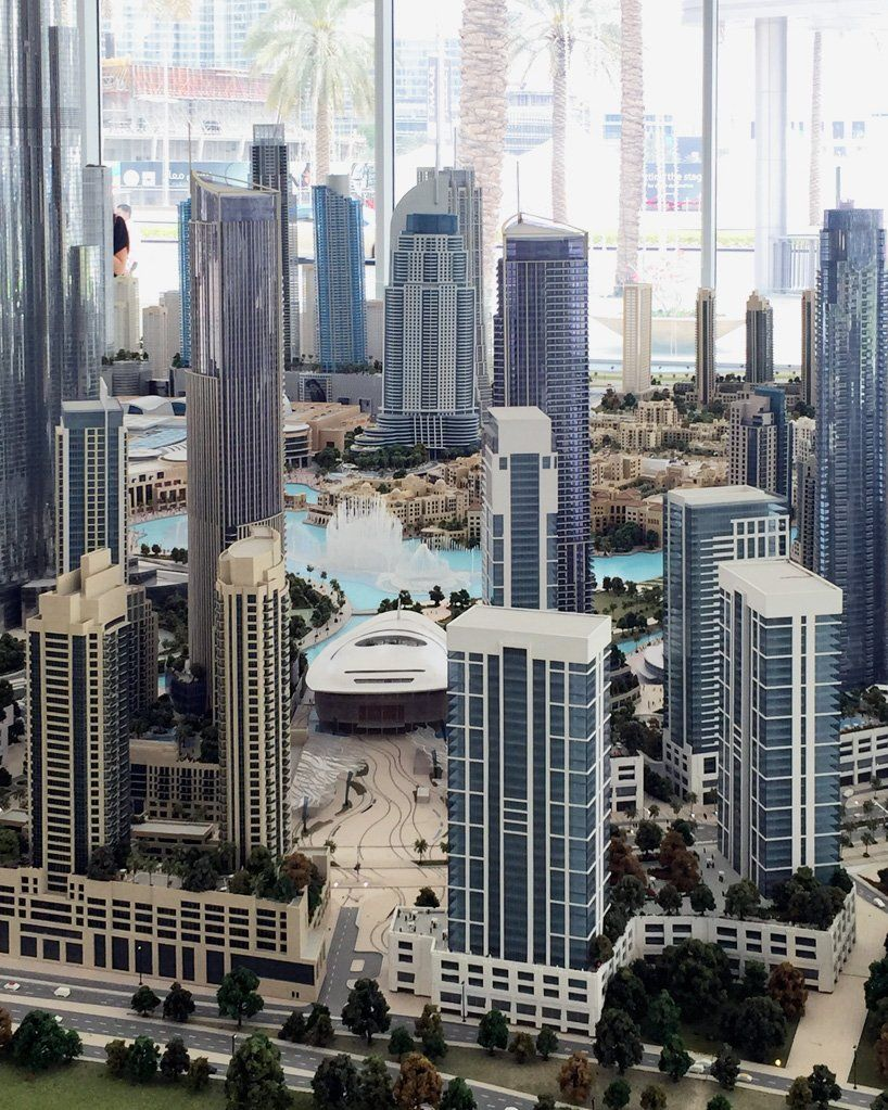 dubai opera house moves closer to completion in the UAE in
