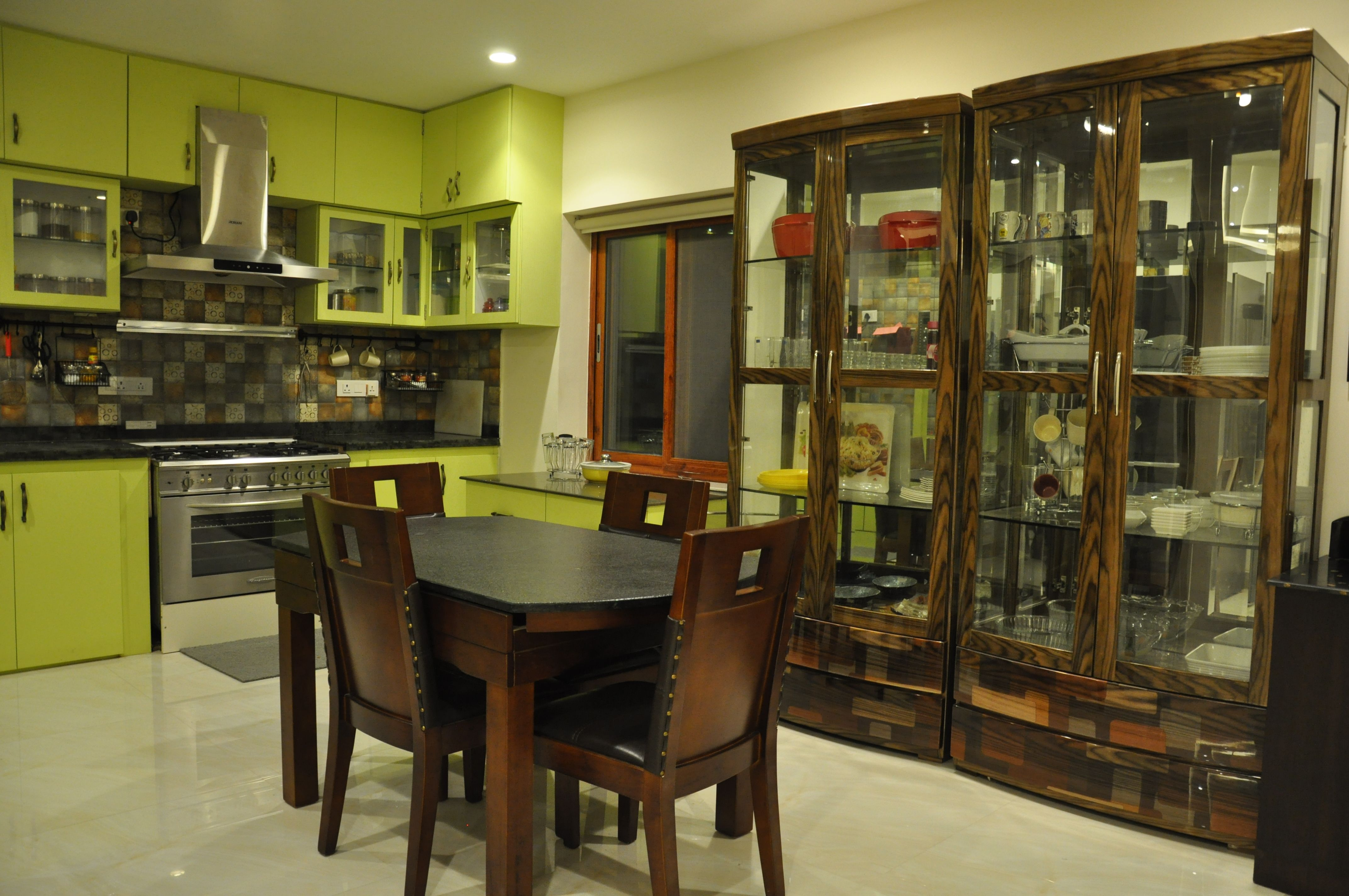Latest Kitchen Interior Designs by Konceptliving Latest