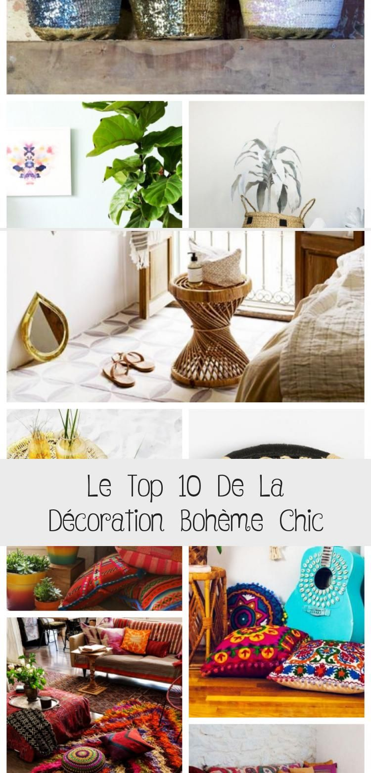Tete De Lit Boheme le top 10 de la décoration bohème chic | decor, home decor
