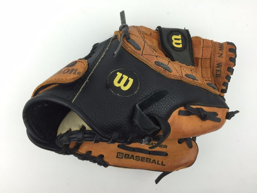 Wilson 11 Inch A2497 Rht Right Handed Baseball Mitt Glove Barry Bonds Baseball Mitt Barry Bonds Gloves