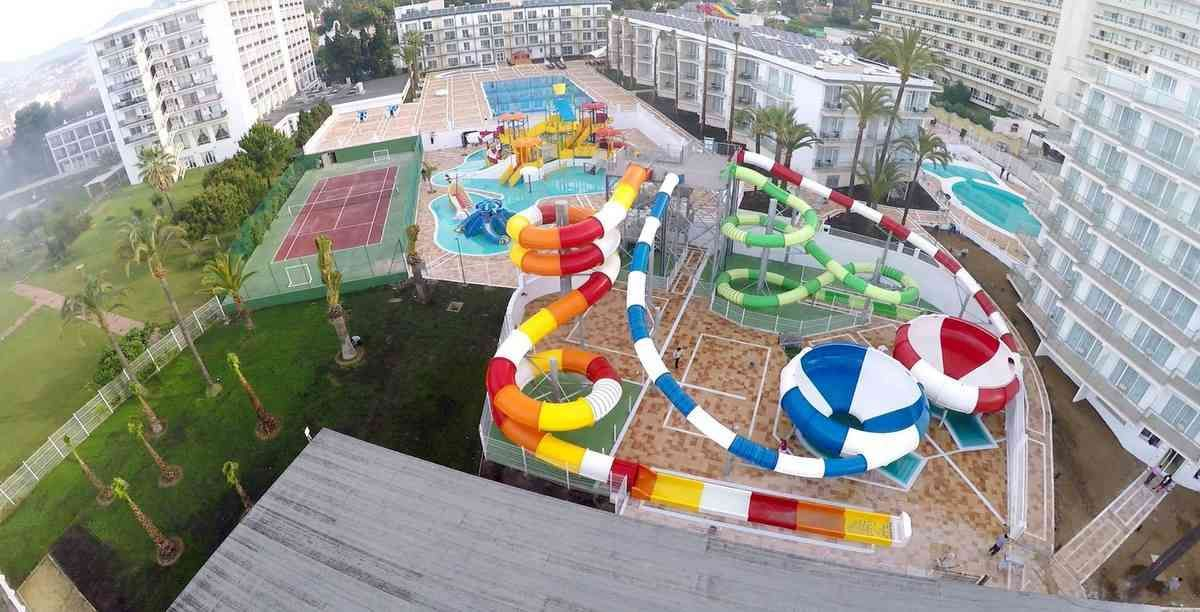 Largest Hotel Waterpark Resort Comes To Estepona