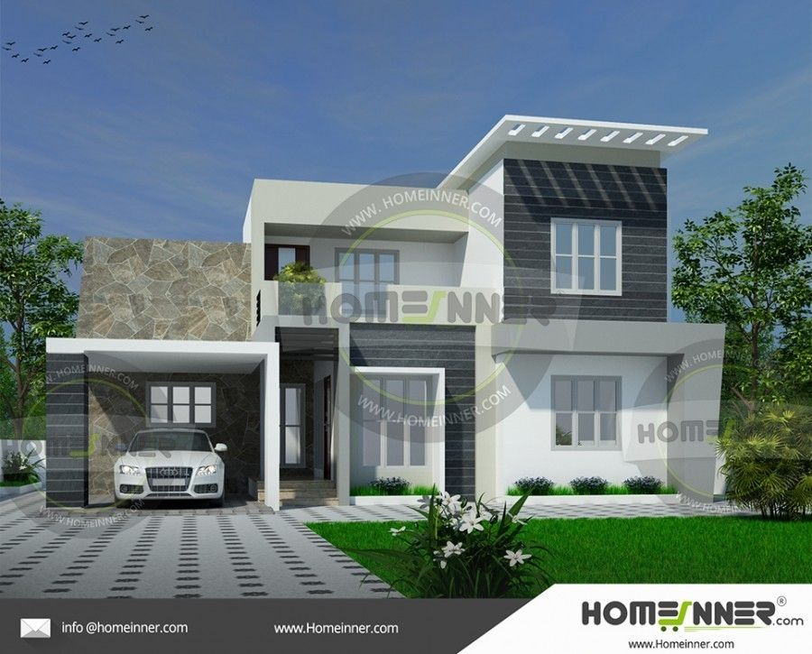 Low Cost 1547 sq ft Home Design