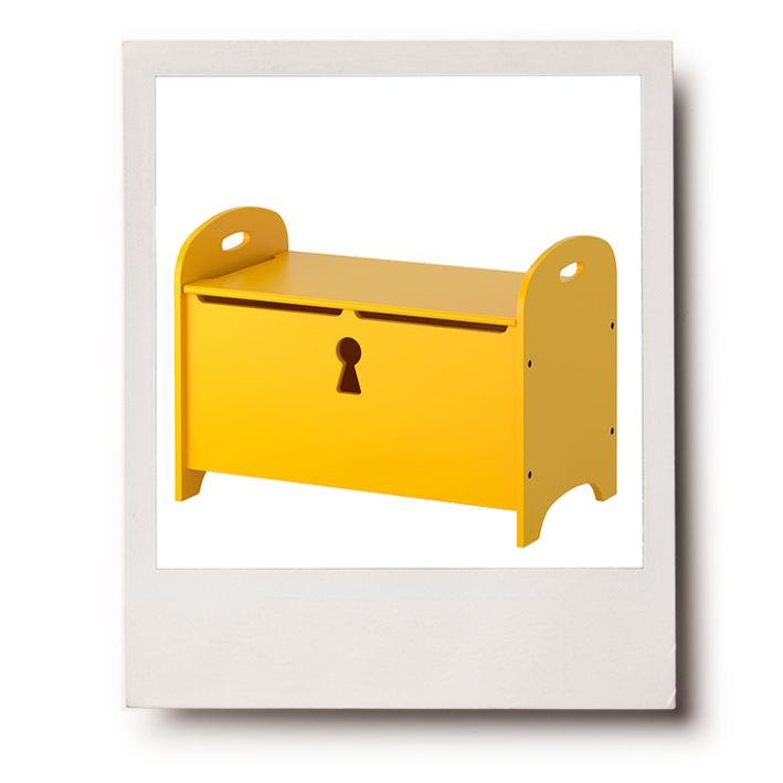 Magnificent More Yellow Ikea Trogen Storage Bench Yellow Toy Box Dailytribune Chair Design For Home Dailytribuneorg