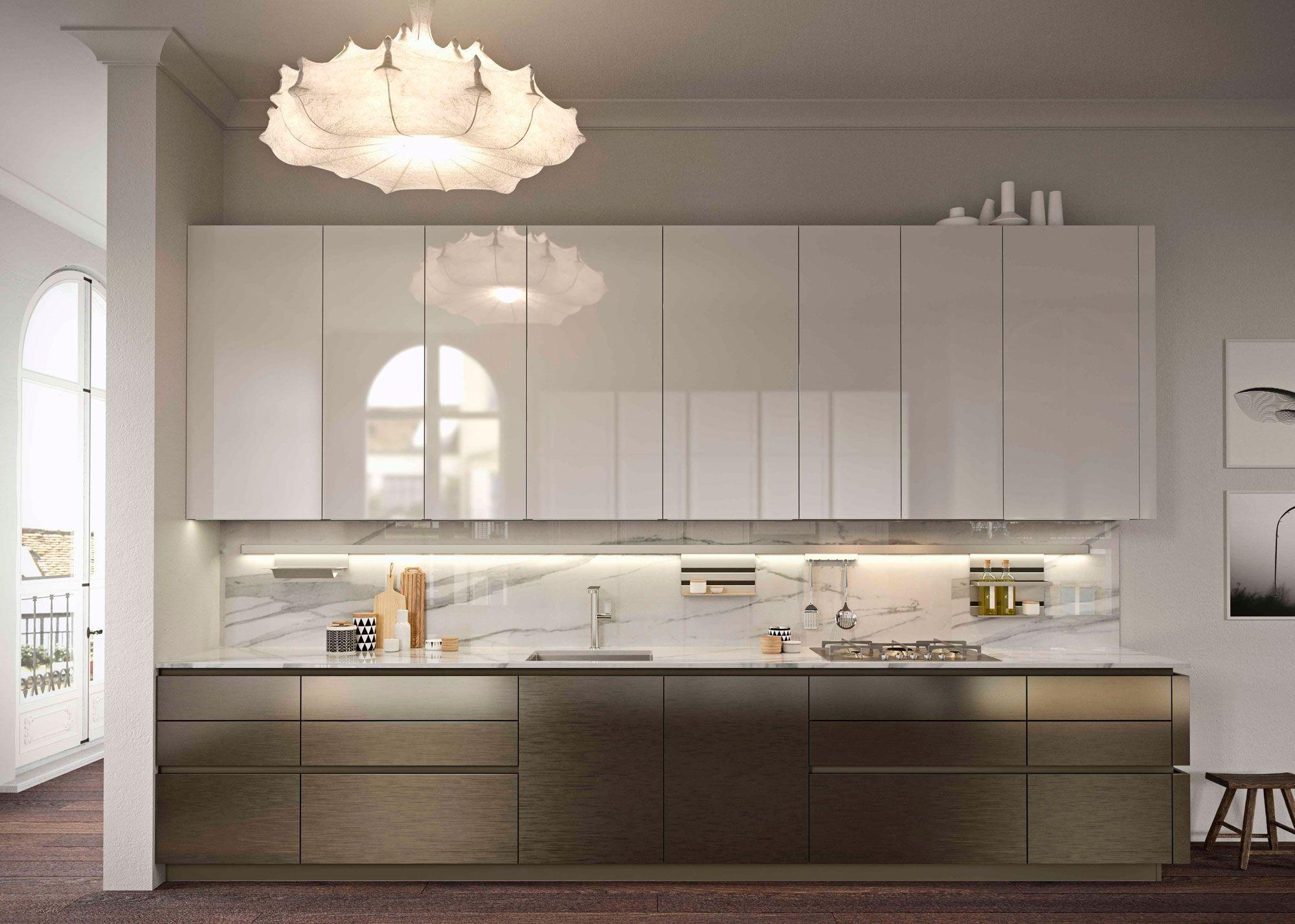 Interiors Modern KitchensModern Pin by