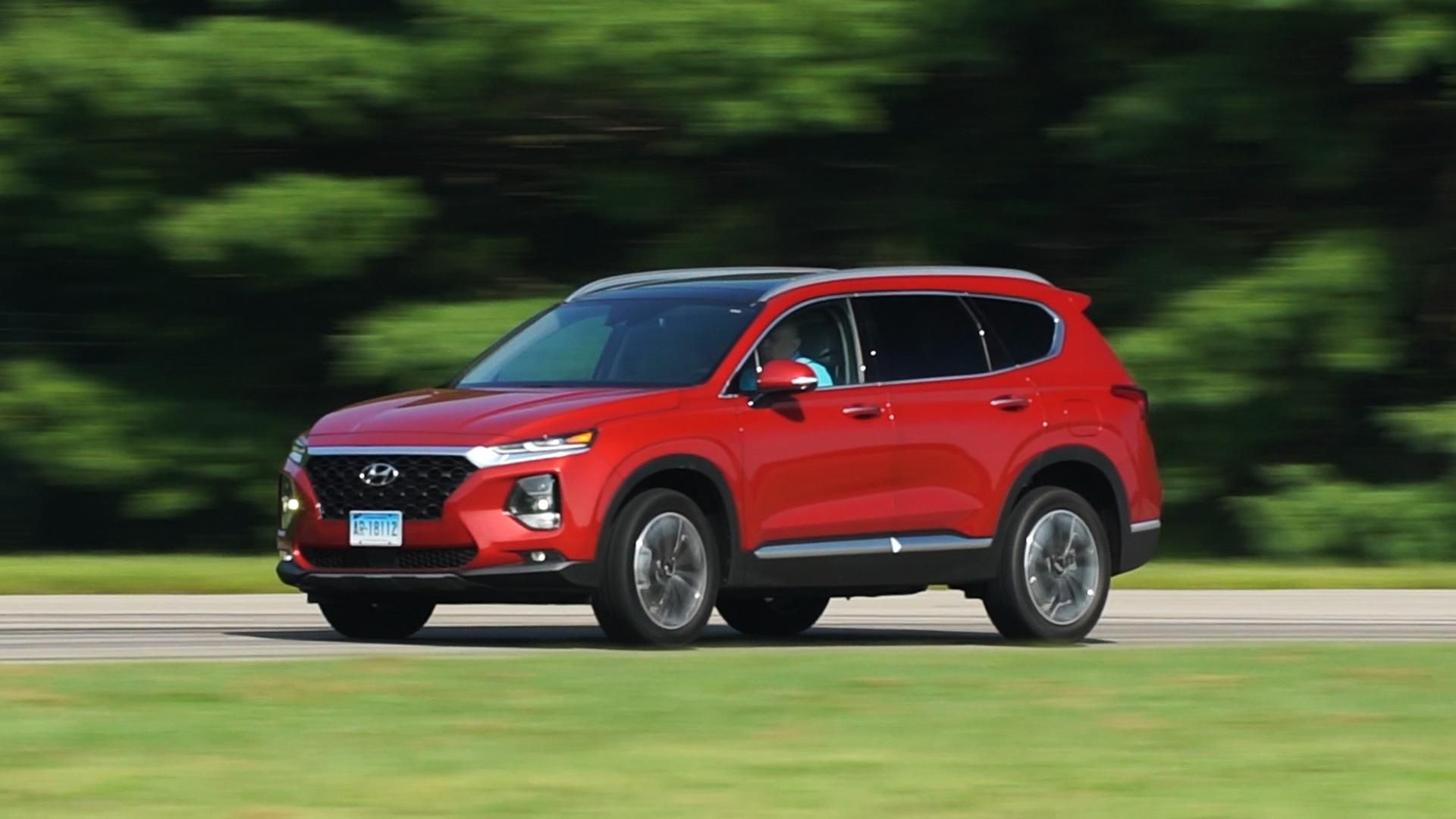 2019 Hyundai Santa Fe Is A Well Rounded Impressive Suv Hyundai Santa Fe Hyundai New Cars