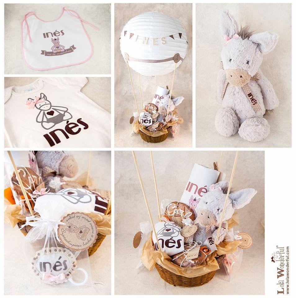 regalos bebes personalizados