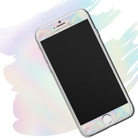 quality design a6531 84102 Case-Mate Gilded Glass Scrn Protector Iphone 7 Plus Iridescent ...