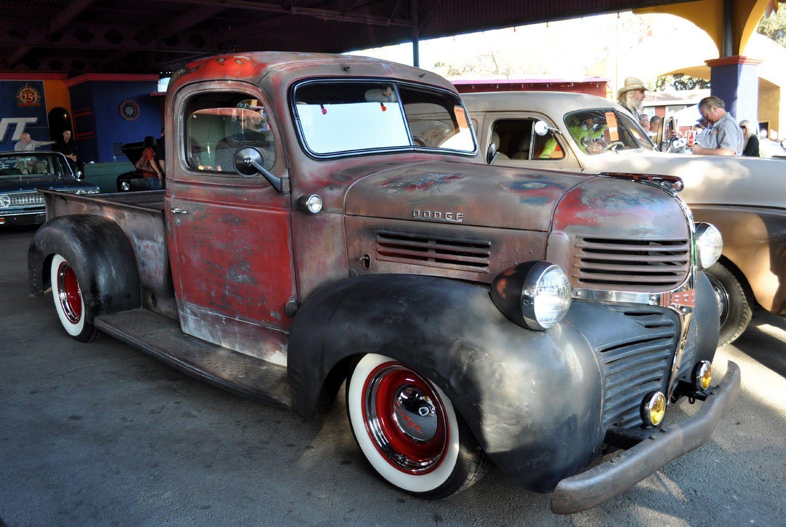 40s dodge truck | Dodge truck rat rod, | hot rods | Pinterest ...