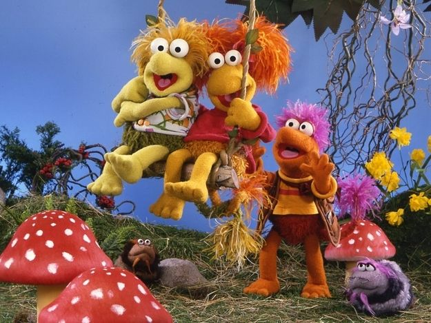 The Fraggle Rock Movie Is Really Happening The Muppet Show Jim Henson Muppets