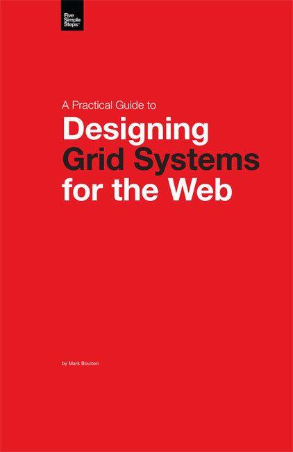 Designing Grid Systems For The Web Mark Boulton Grid System Grid Web Design