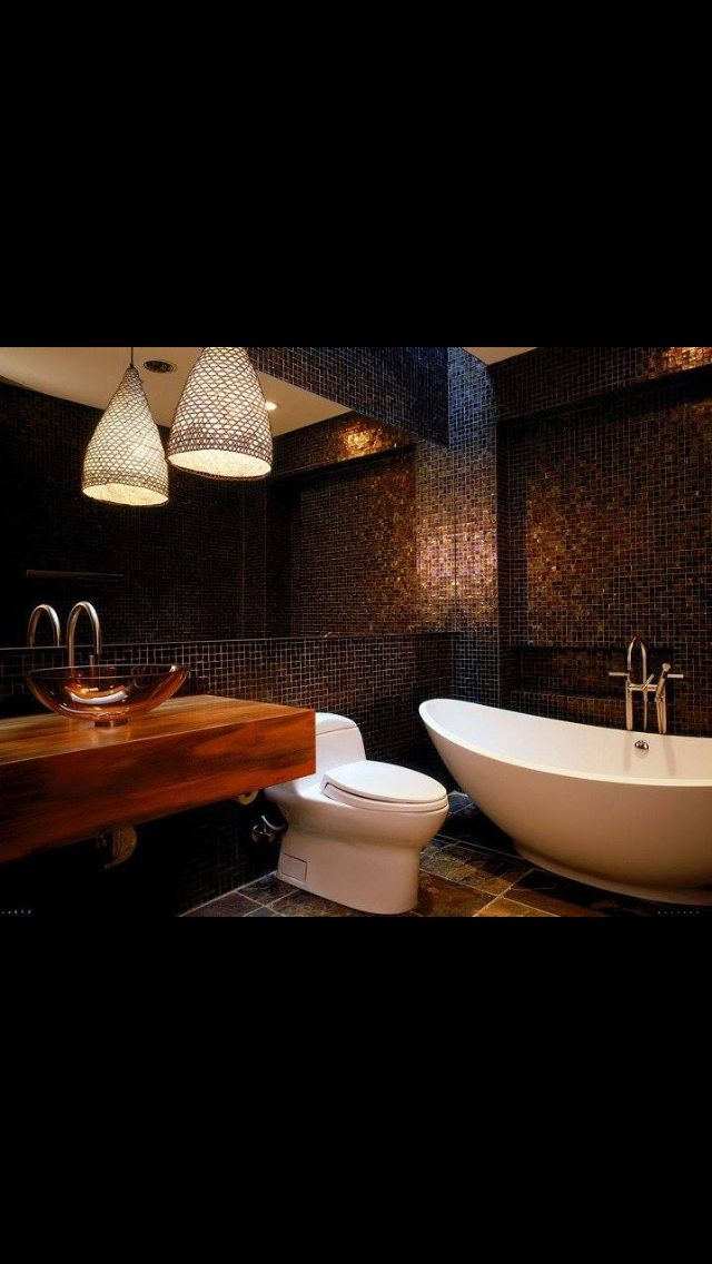 pin by elizabeth budker on dream bathrooms make up area mosaic rh pinterest nz