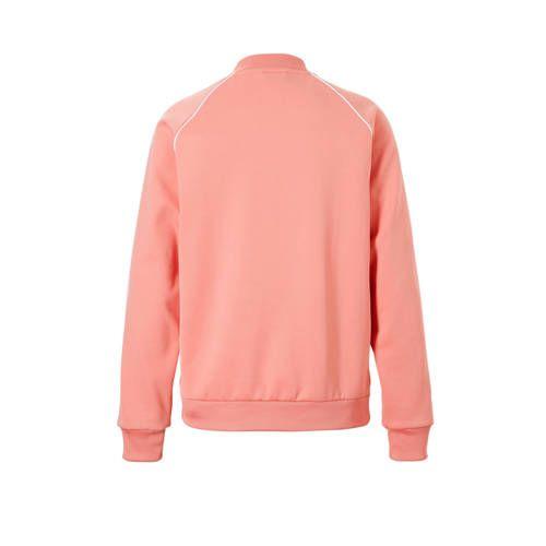 Vest roze in 2020 - Adidas originals, Lange mouwen en Mouwen