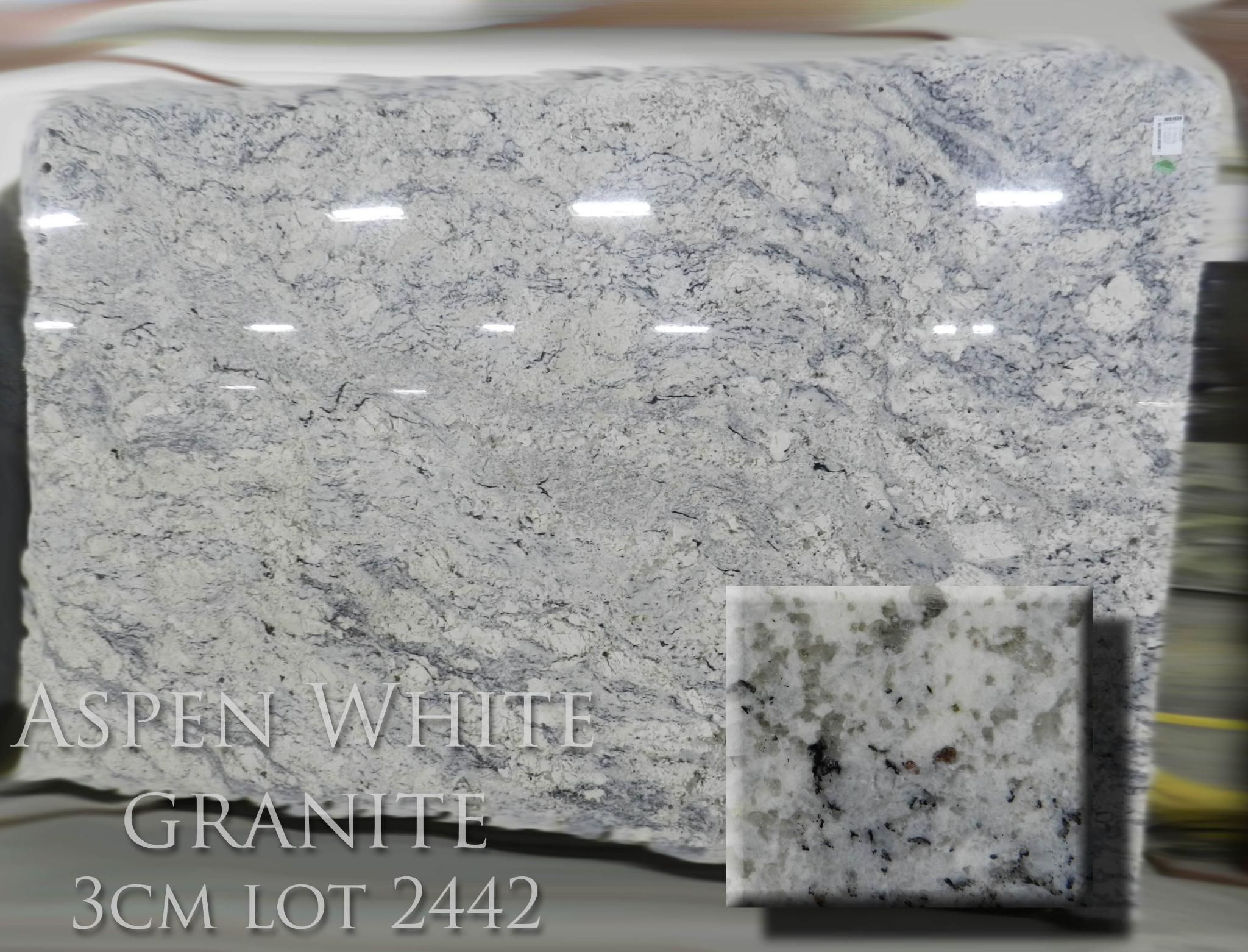 White Granite Kitchens Aspen White Granite Slab Google Search Awesome Kitchens