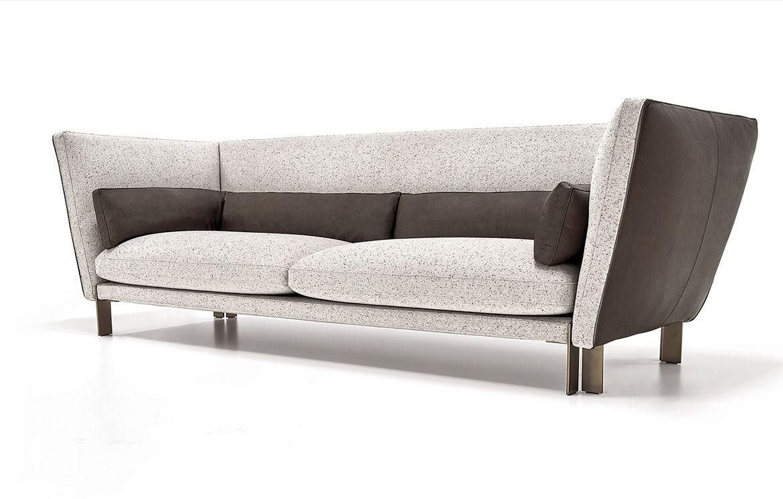 Mit Dem Sofa Harris Hat Giuseppe Vigano Den Ideale Ort Für Eine