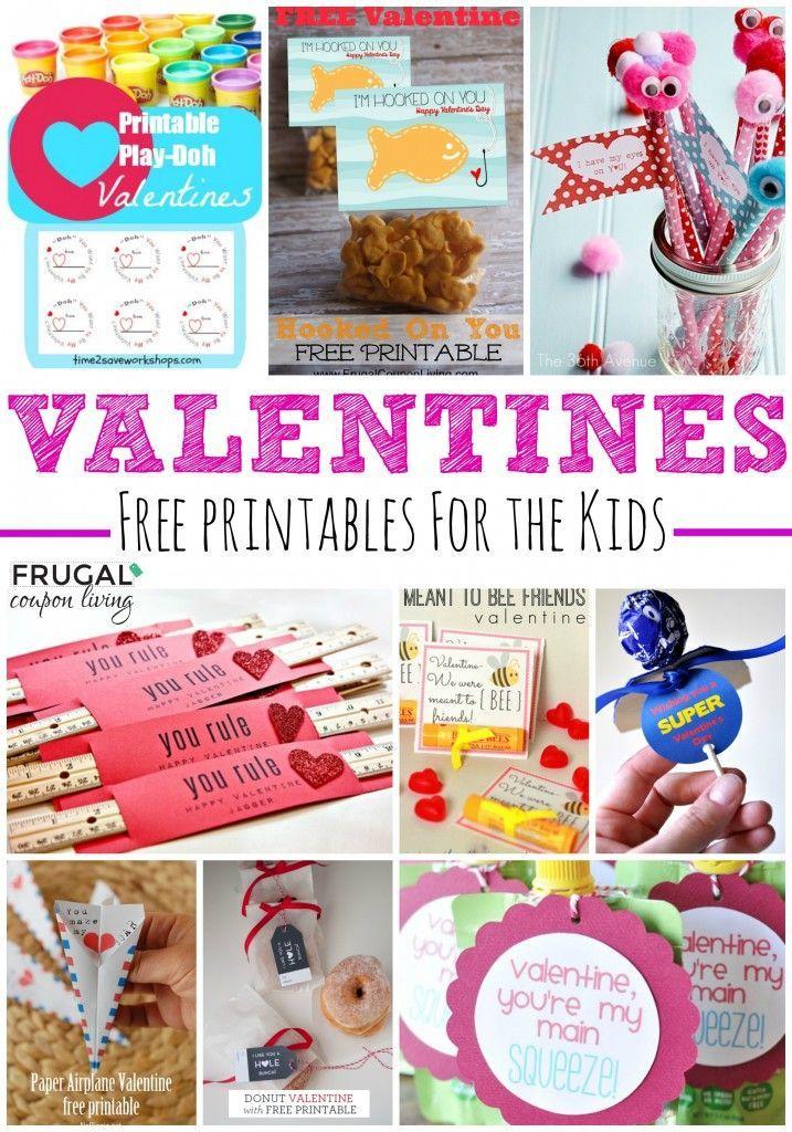 diy kids valentines