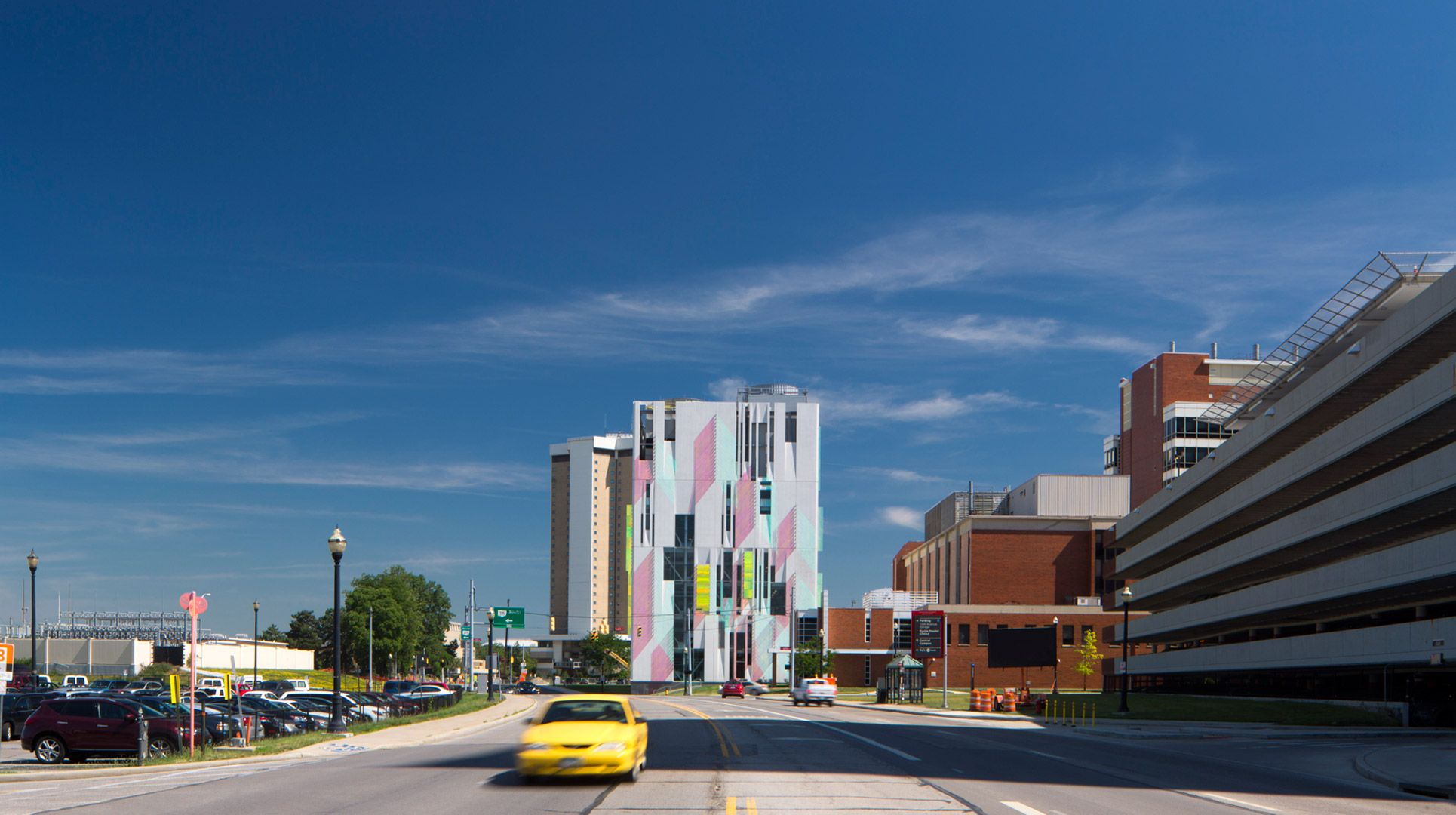 OSU South Campus Chiller Plant | Ross Barney Architects