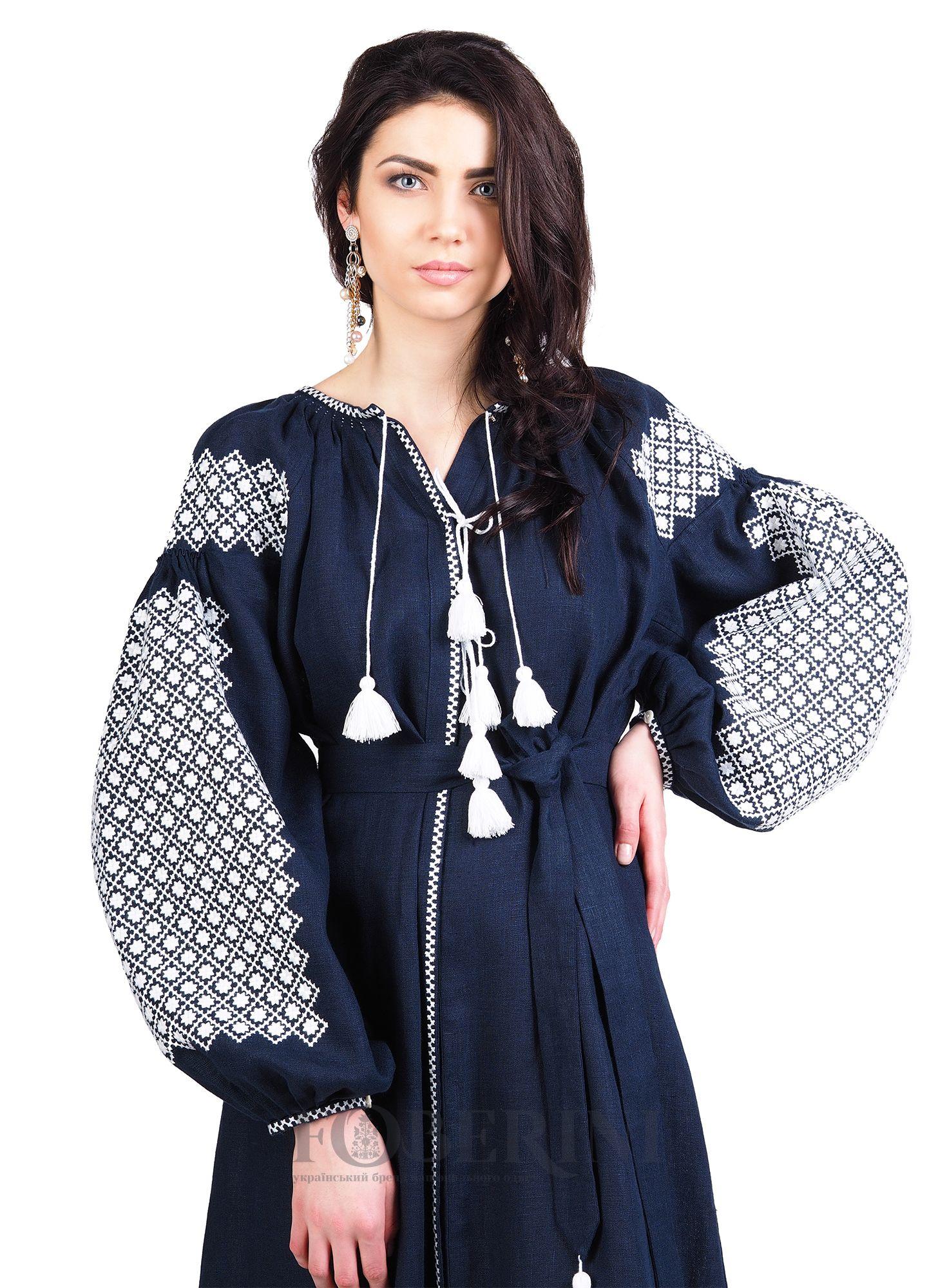 Сукня вишиванка «Соломія»  ac060e391ba18