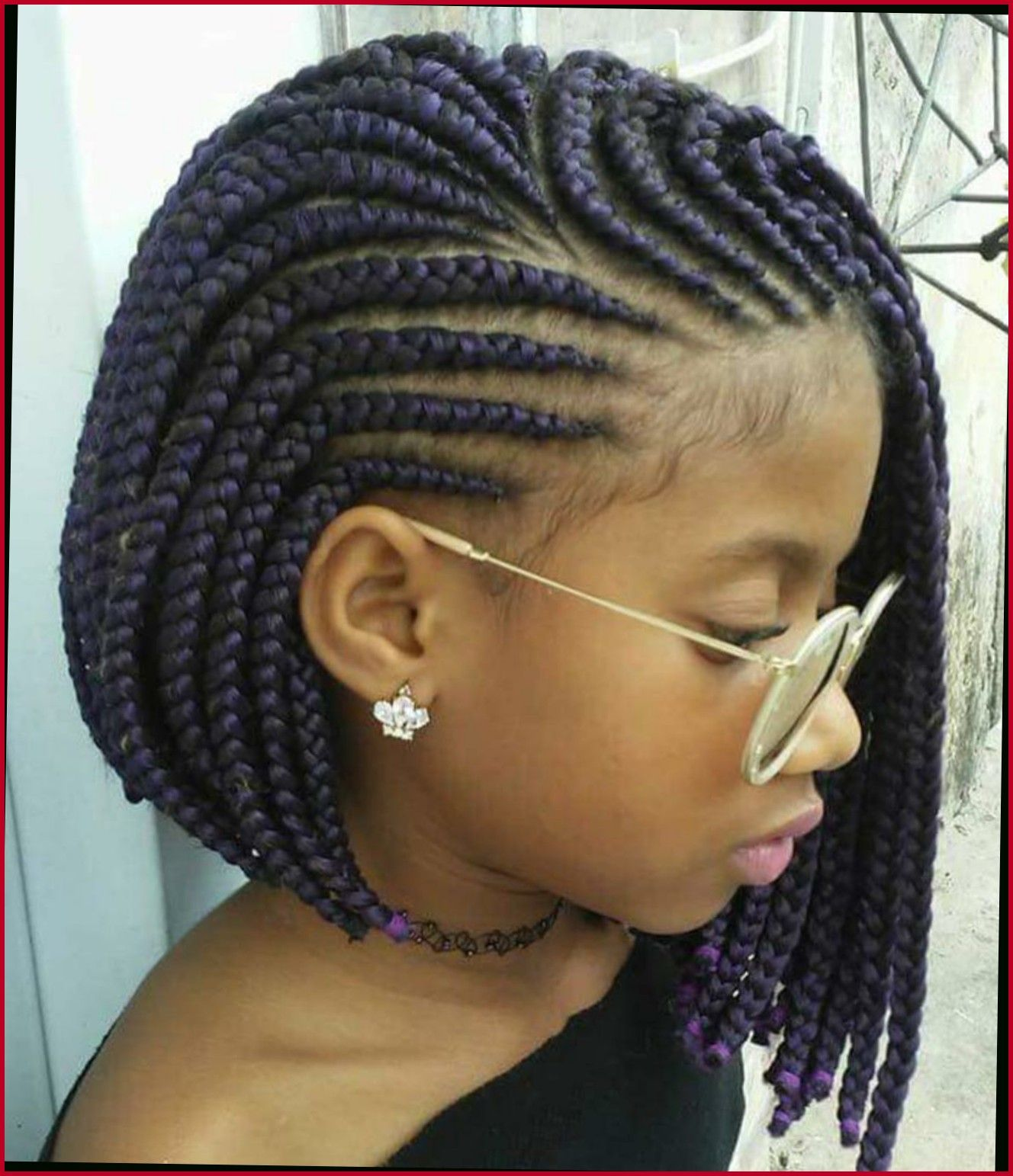 Hairstyles With Big Braids With Weave Hairstyles Big Cornrows
