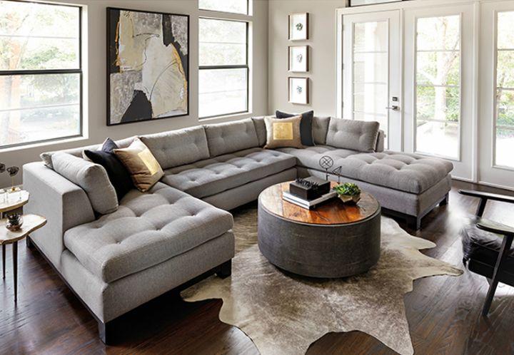 70 living room decorating ideas for every taste salas living rh pinterest com
