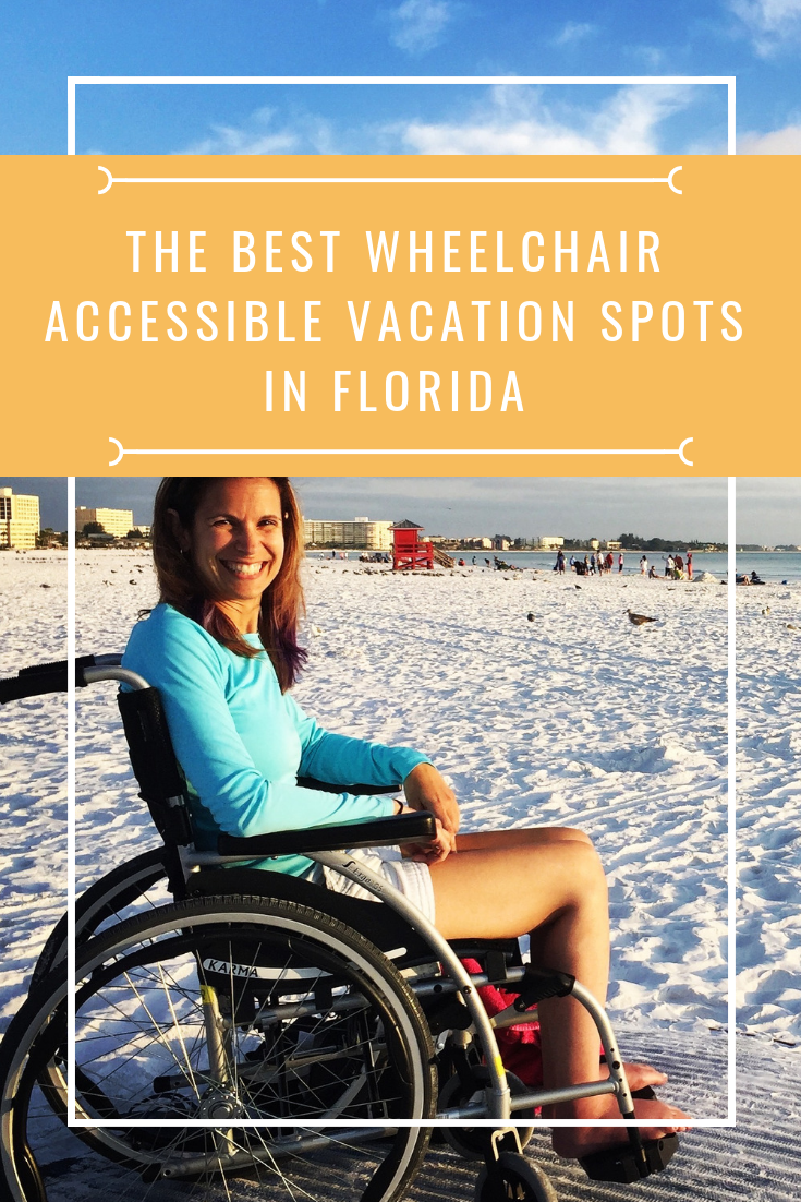 The Best Wheelchair Accessible Vacation Spots In Florida Spin The Globe Usa Travel Guide United States Travel Destinations Travel Usa