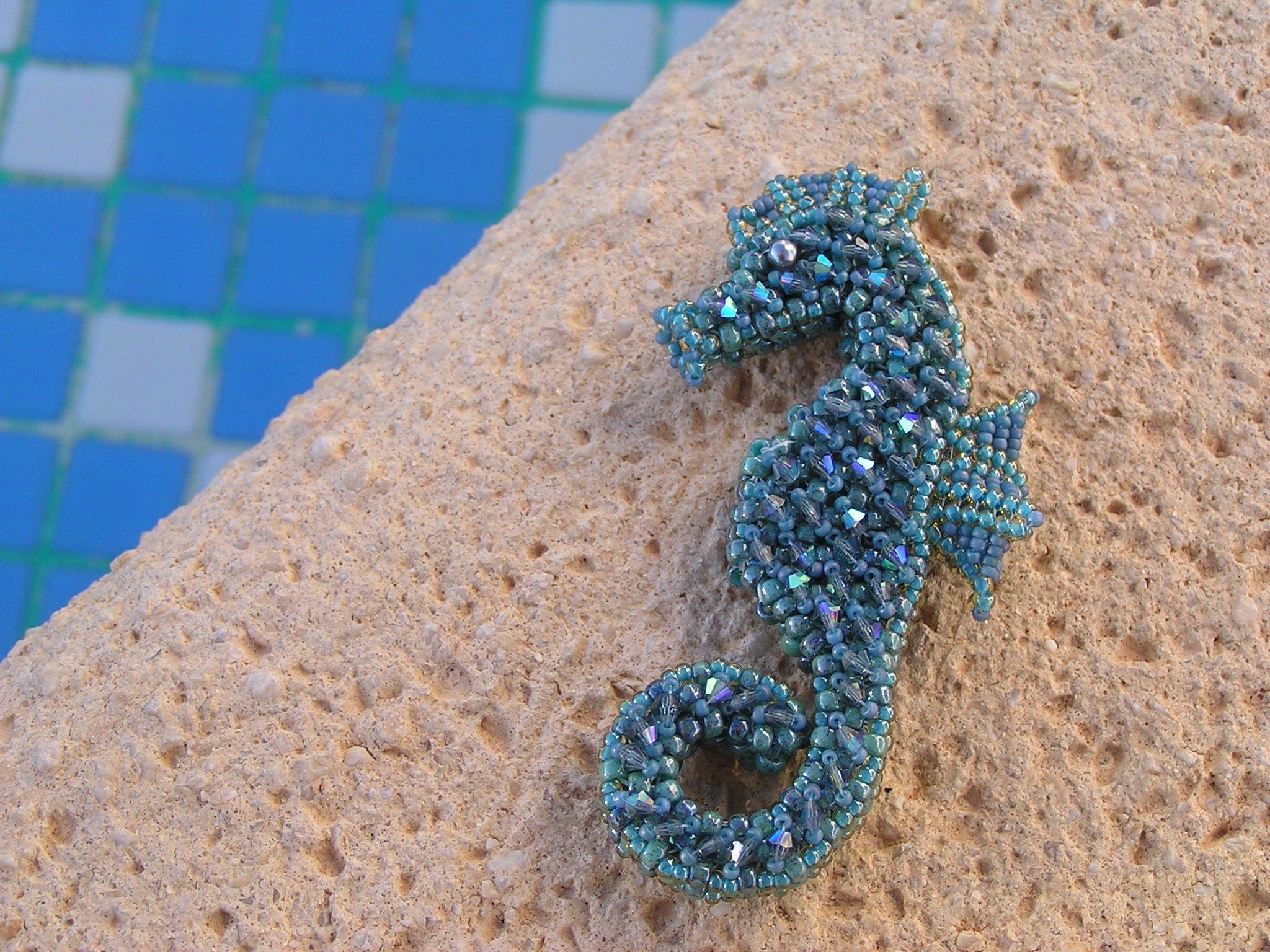 Seahorse www.famtasdiabeads.de