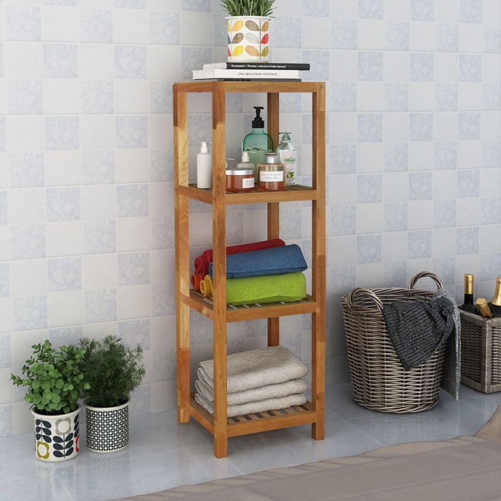 home bathroom storage unit standing shelf 3 compartments organize rh pinterest com
