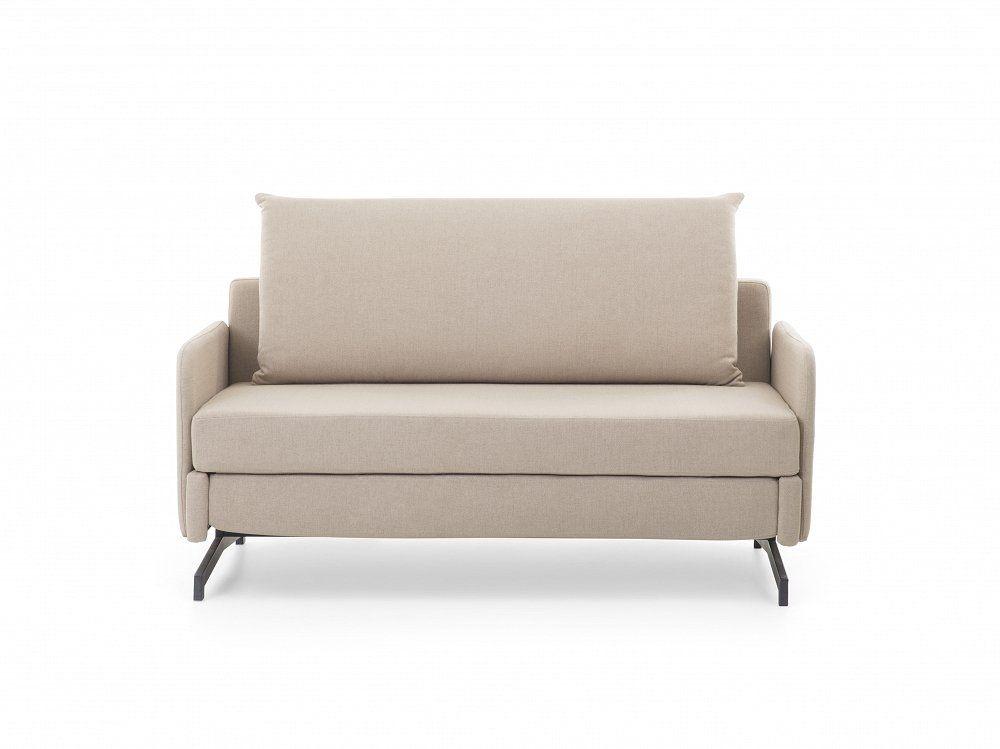2 seater fabric sofa bed beige belfast living room ideas rh pinterest com