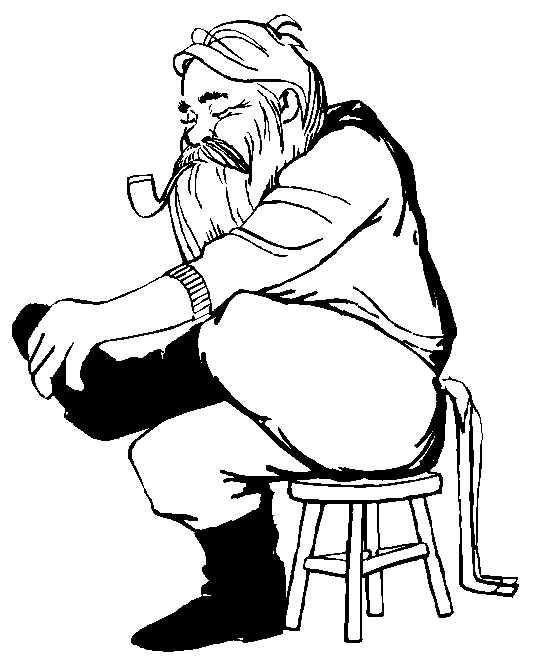 Santa putting on his boots. Merry Christmas! - Free Printable ...