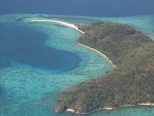 Calitan Island, El Nido