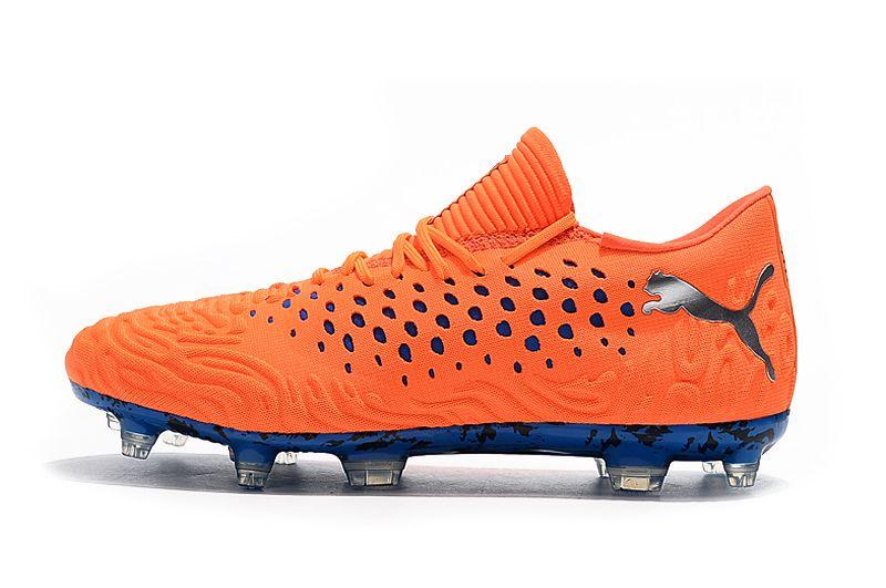 7752376c366 2019 的 PM Future Netfit Griezmann 19.1 FG Soccer Cleats-Orange 主题 ...